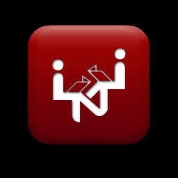icon red script