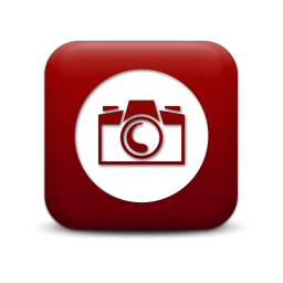 red icon camera