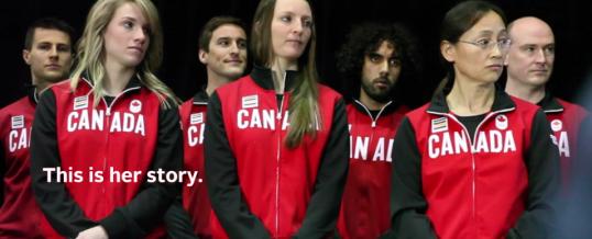 Brianne Tutt – Olympic Speed Skater