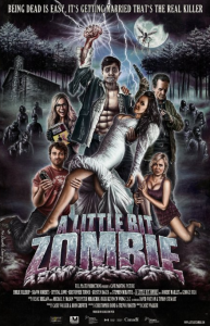 Why are Zombie movies so popular? They've got a built-in audience and they're shootable!